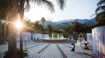 Riapertura ristorante villa caribe