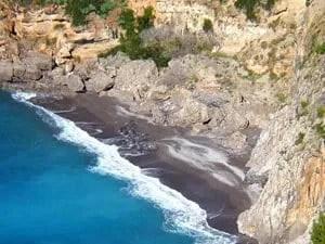 Spiaggia Cersuta  Villa Cheta