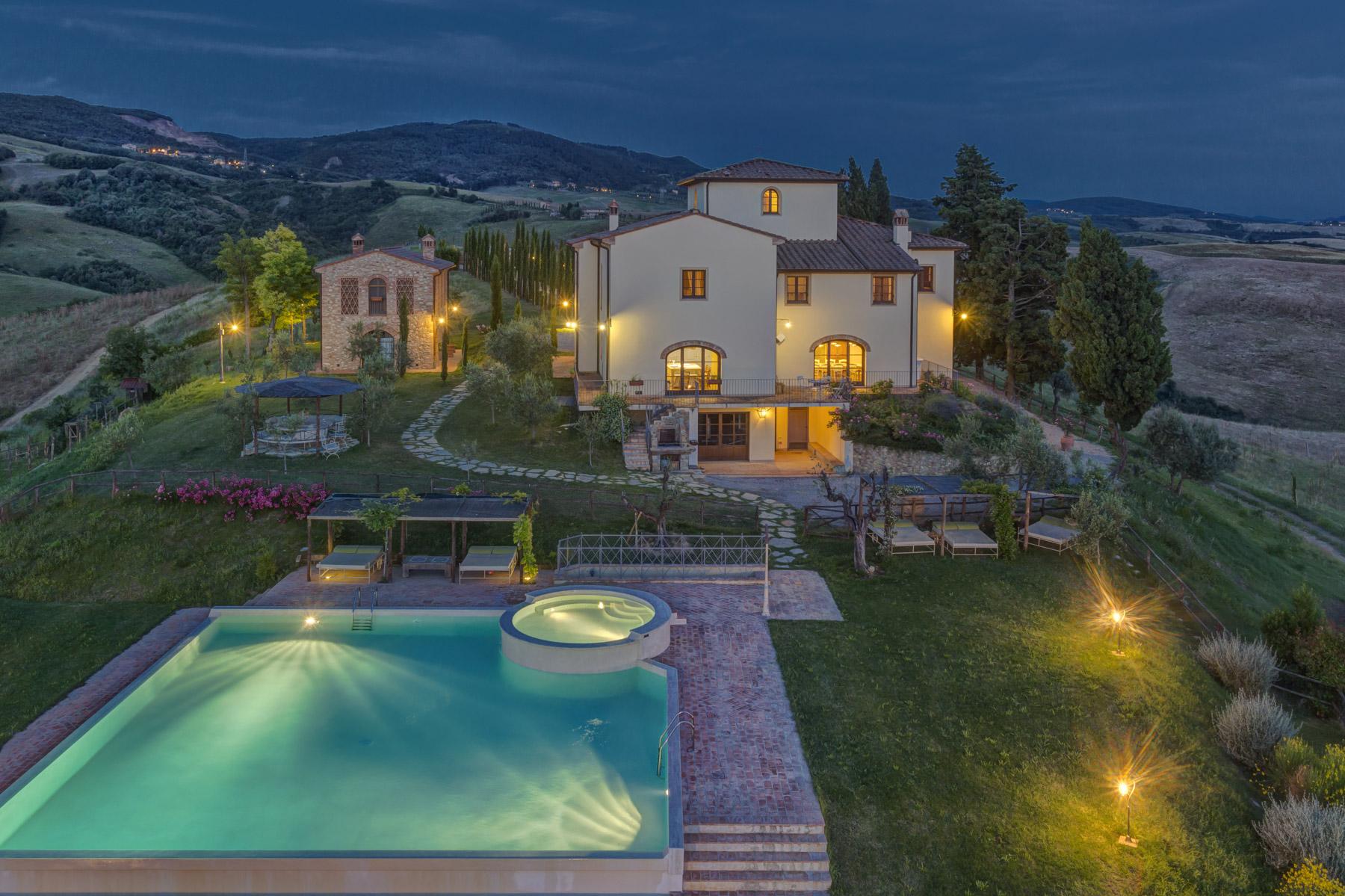 Piscina  Villa Ciggiano