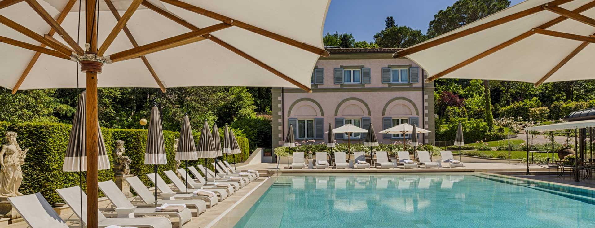 Hotel Villa Cora sito ufficiale  Dimora Storica Toscana Firenze  Hotel 5 stelle lusso Firenze