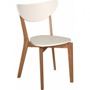 krzesło Nordiil White
