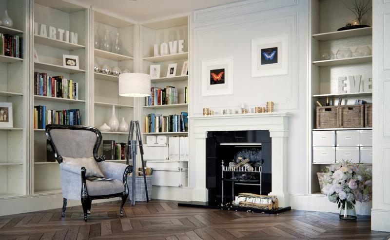 Białe Lampy Do Salonu Sypialni I Kuchni Blog Villadecor