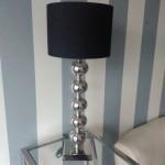 lampa stojąca styl glamour