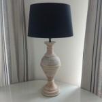 lampa stojąca wstylu retro