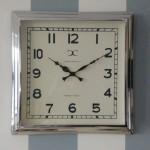 zegar wstylu nowojorskim