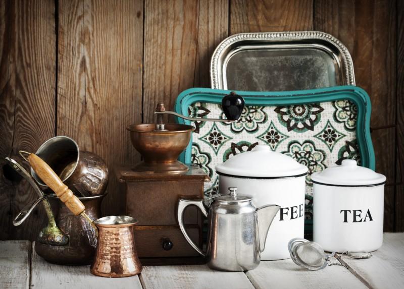 Kuchnia W Stylu Vintage Inspiracje Ozdoby I Dodatki Blog
