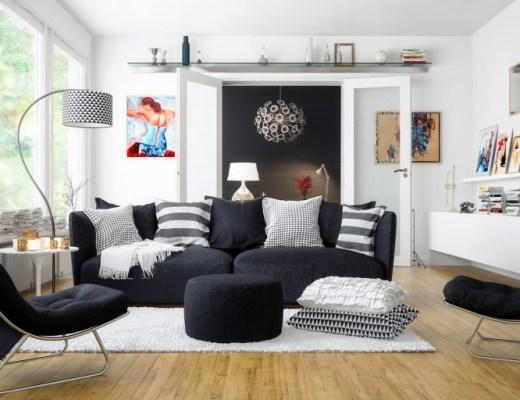 poduszki dekoracyjne do salonu