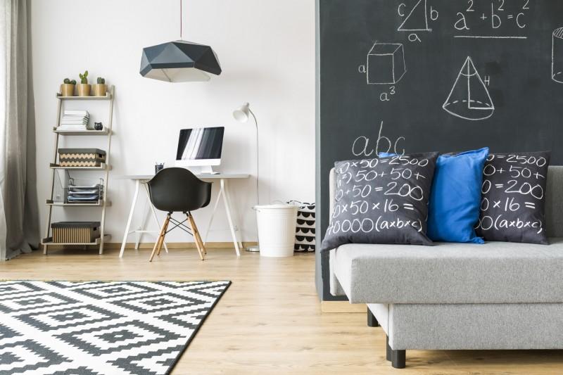 nowoczesne dywany styl skandynawski
