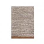 pleciony dywan