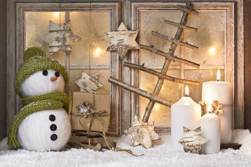 wystrój domu naBoże Narodzenie