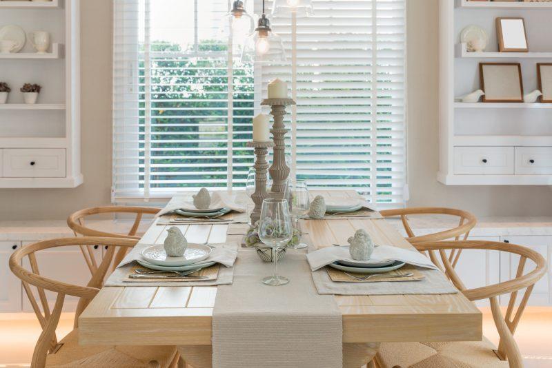 Jak Nowocześnie I Elegancko Udekorować Stół W Salonie Blog Villadecor