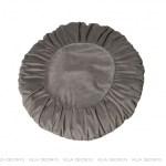 modna aksamitna poduszka