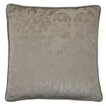 aksamitna wytłaczana poduszka
