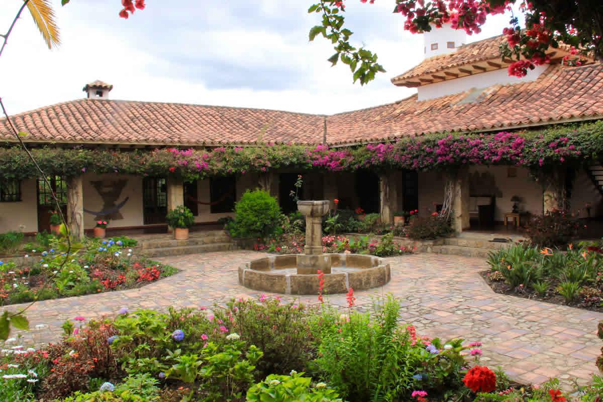 Casa La Toscana para alquilar en Villa de Leyva