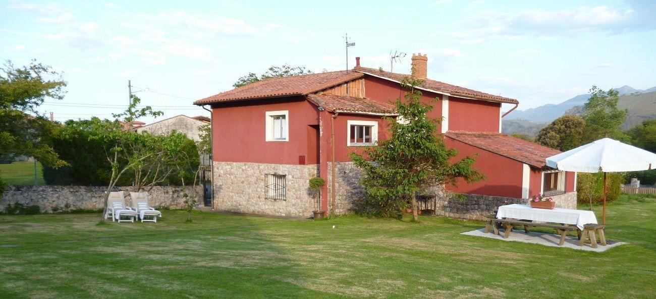 Casa Mara Luisa 2  Casas Rurales de Llanes