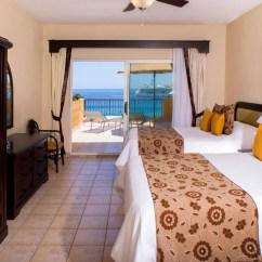Queen Size Pull Out Sleeper Sofa Armen Living Barrister Review Villa Del Palmar Beach Resort & Spa, Cabo San Lucas ...
