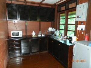 Langkawi Villa Pantry