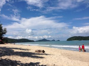Very-Nice-Sand-in-Langkawi