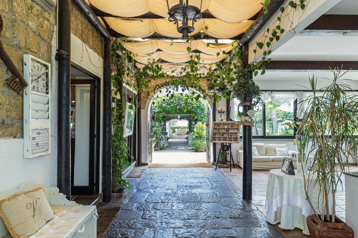 Area Relax  Villa del Vecchio Pozzo
