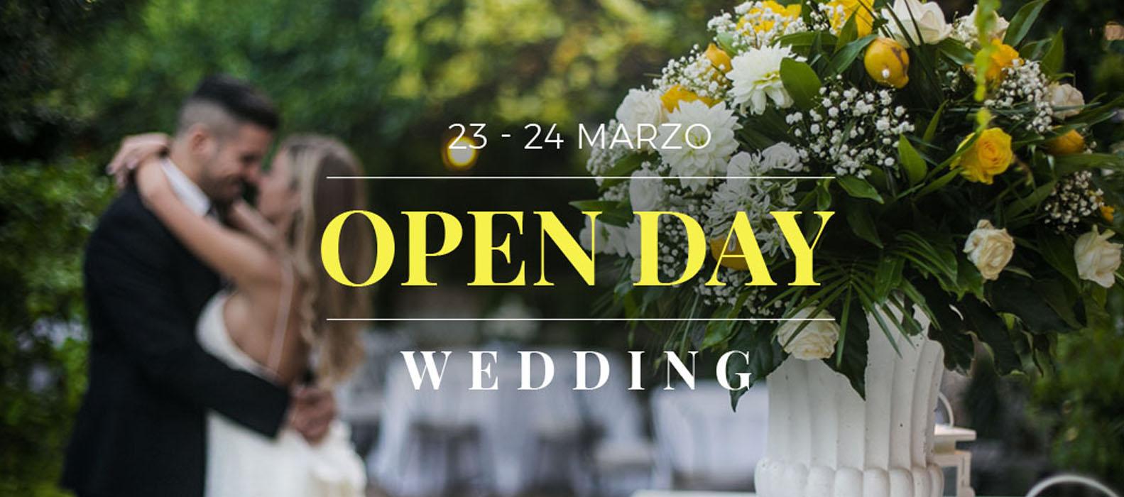 Wedding Open Day dedicato ai futuri sposi  Villa del Vecchio Pozzo