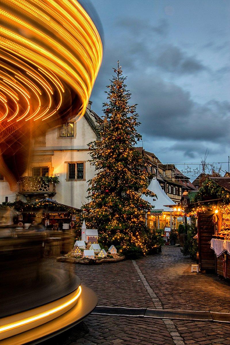Le Sapin de Noël d'Obernai
