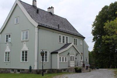 Bilder av utleielokale Villa Elverhøy ute