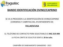 thumbnail BANDO IDENTIFICACION OVINO CAPRINO