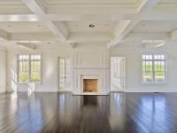 Paneled Ceiling - Home Design