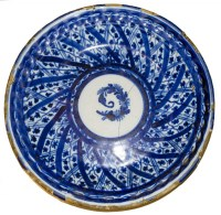 Antique Blue and White Plates  Village Antiques