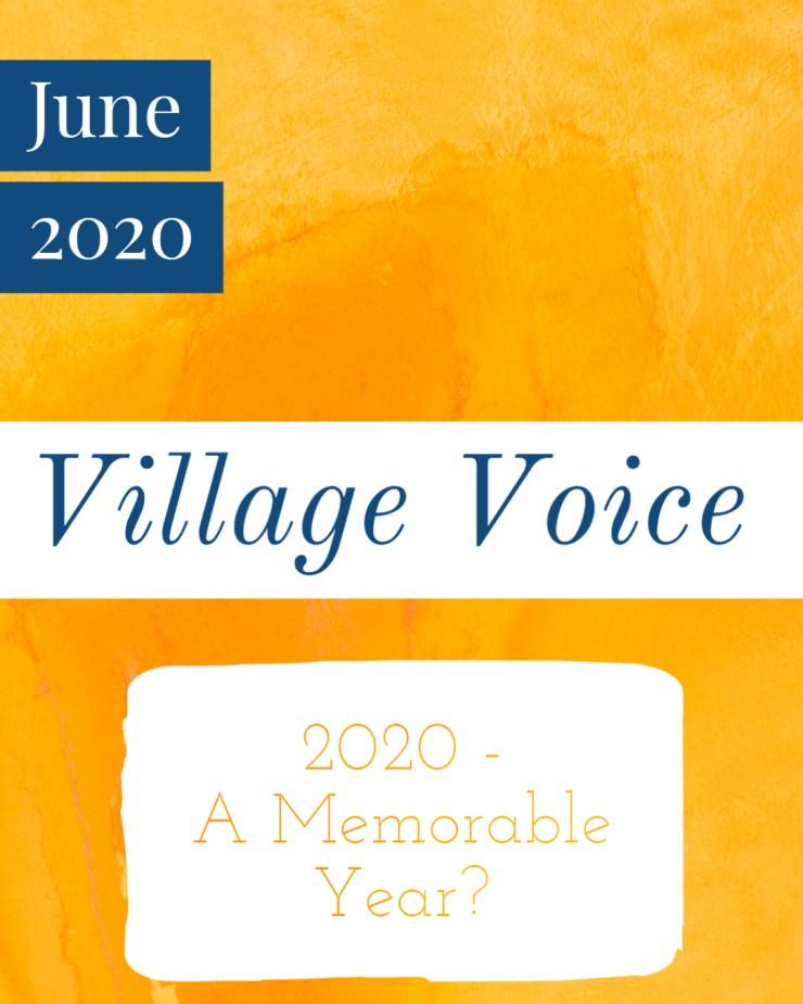 Village Voice: June 2020