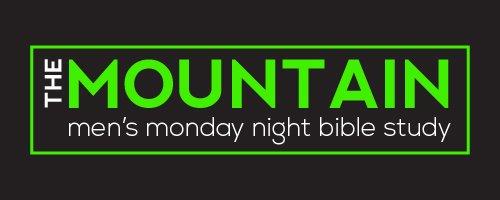 The Mountain – Men's Bible Study