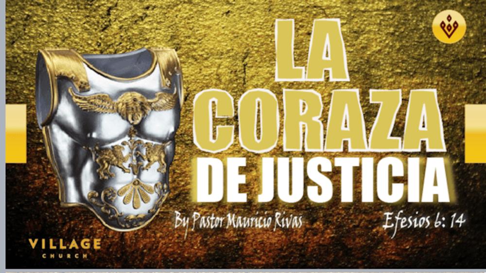 La Coraza De Justicia Image