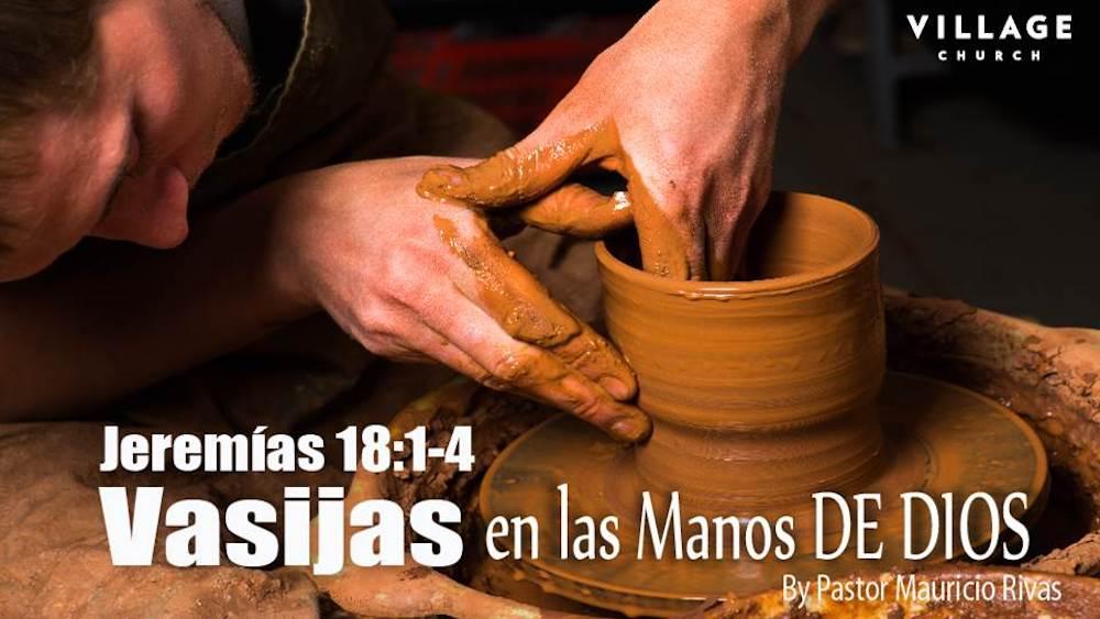 Vasijas En Las Manos De Dios Image