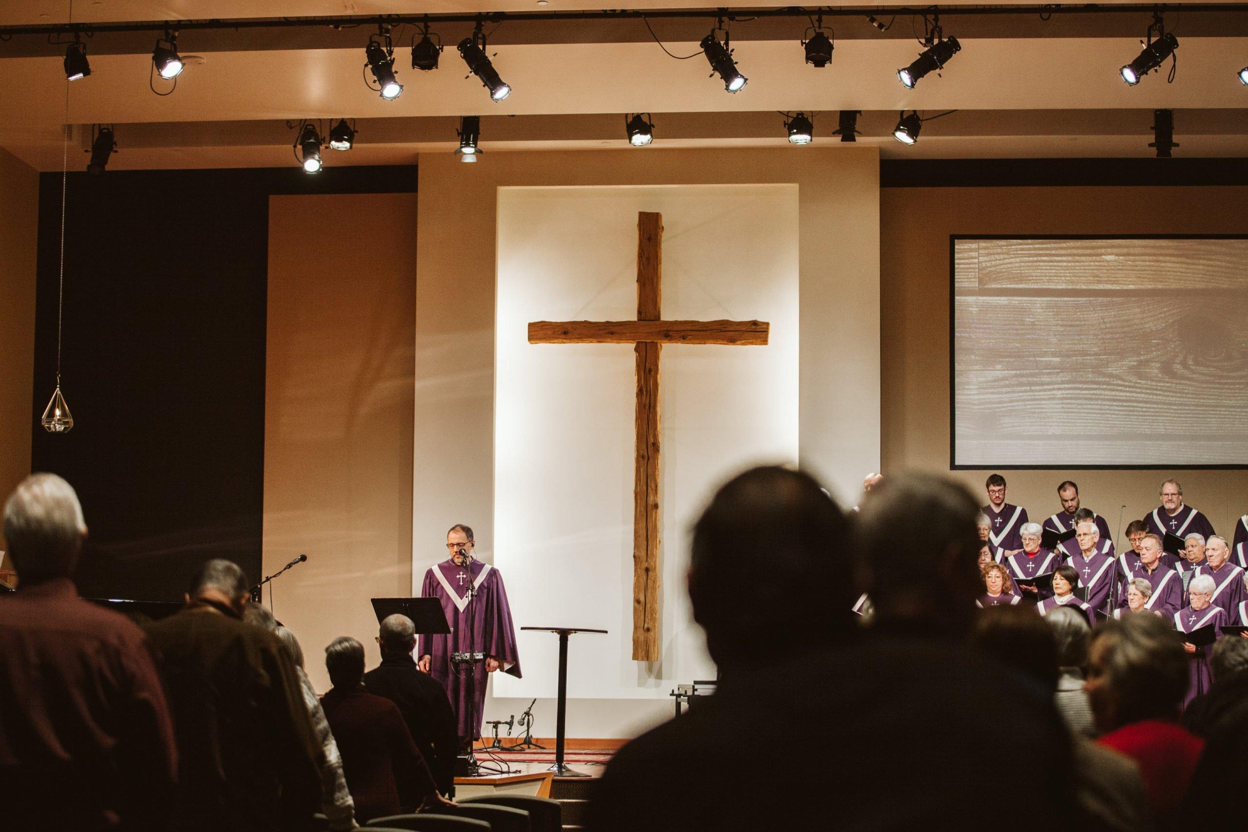 9am Service featuring our Village Choir