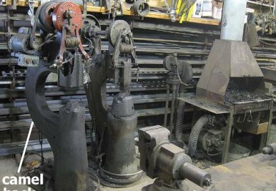 Used Blacksmith Power Hammer For Sale