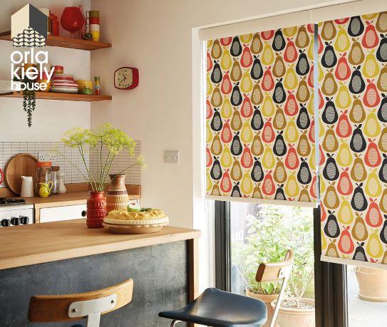 Orla Kiely Blinds Sale Kitchen Blinds 12