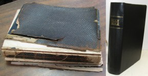 Bible 1 before and after2Xr