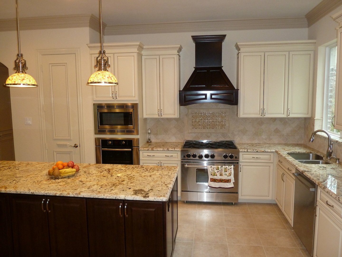 Complete Kitchen Redesign and Remodeling in Flower Mound