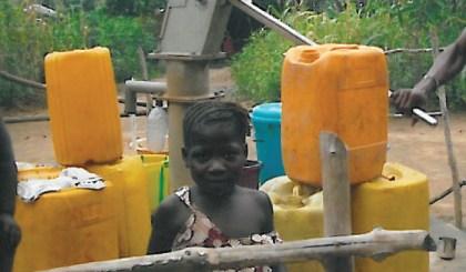 Girl from Sierra Leone