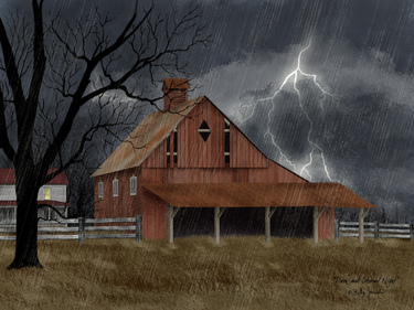 Artist  Jacobs Billy  Dark and Stormy Night