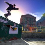 Skate 2 PS3 - 360 Screen