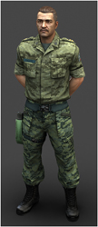 Avatar Commander Falco
