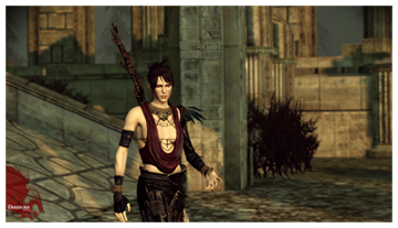Dragon Age Origins Morrigan