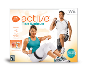 EA Sports Active More Workouts