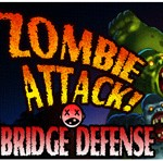 Zombie Attack Bridge Defense