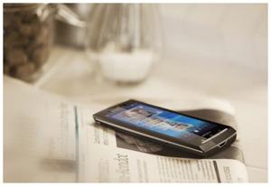 Xperia™ X10 phone