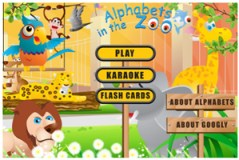 Alphabets In The Zoo