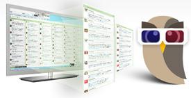 HootSuite 3D