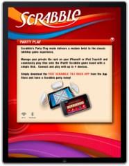 Scrabble-iPad
