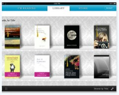 Kobo on iPad